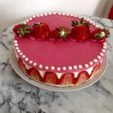 fraisier herve cuisine fraisier facile recettes délices