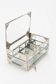 25+ Unique Glass Jewelry Box Ideas On Pinterest | Glass Jewellery ... Antique Silver Jewellery Boxes Pottery Barn Au Jewelry Box Fine Living For Less Mckenna Leather Large Mirror Best 2000 Decor Ideas 25 Box On Pinterest Diy Jewelry Band Gagement Callie Glass Medium 262 Best Jewellery Boxes Images For Women Storage Australia Watches Find Products