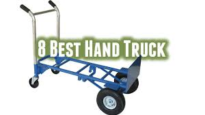 Best Hand Truck Buy In 2017 - YouTube