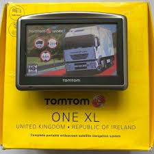 100 Truck Routes For Sale Bargain Tom Tom XL New V 1020 Europe Map Boxed