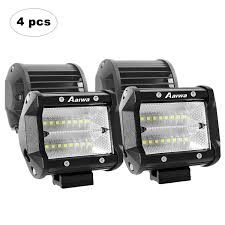 AAIWA LED Pods 4 Pack 48W LED Light Bar Off Road Driving Lights Fog ... To Fit 15 Man Tgx Euro6 Steel Low Light Bar Spoiler Under Bumper Man Tga Stainless Grill C Cheap Roof For Trucks Find Truck Mount Bars Gaurds Xf105 Eurobar Alinium Kelsa Light Bars Daf Rigid Industries Srseries Emark Led 40 Inch 200w Spotflood Combo 15800 Lumens Cree Light Bar Red 10v 32v Led Bars For Trucks Transit Recovery Kc Hilites Gravity Pro6 Modular Expandable And Adjustable Trex Ford F150 Revolver Series Main Grille Replacement W 4 22inch 280w 4d Spot Flood Offroad Jeep Nypd With Financial District New York Flickr