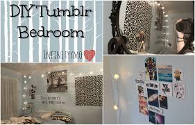 DIY Tumblr Bedroom infinityymo