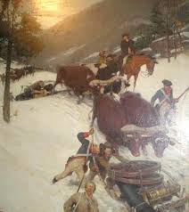 Henry Knox Noble Train Of Artillery