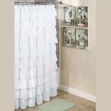 Decor Best Farmhouse Bathroom Curtains Style Ideas Rustic Home Shower Curtain Inspirations