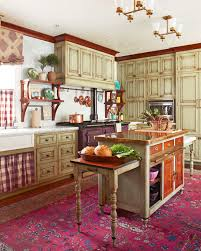 Warm Colors For A Living Room by Cozy Kitchen With Warm Colors Traditional Home