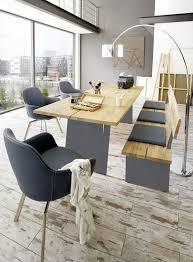 esszimmer mit sitzbank aus massivholz wohn esszimmer