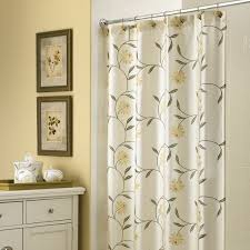 Small Bathroom Window Curtains by Bathroom Croscill Shower Curtains With Colorful And Cheerful