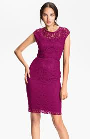 adrianna papell lace dress nordstrom dressed for less