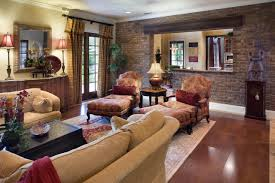 Accent Wall Color Ideas Accents For Living Room With Brown Furniture