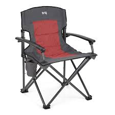 Trail Falcon Heavy-Duty Padded Camping Chair