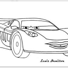 Disney Cars 2 Coloring Pages Page 1