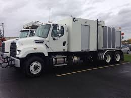 100 Vacuum Trucks 2018 FREIGHTLINER 114SD East Syracuse NY 5000843683