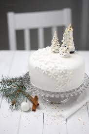 fondant torte winter dreierlei liebelei