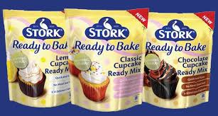 Stork Ready To Bake Cupcake Mixes