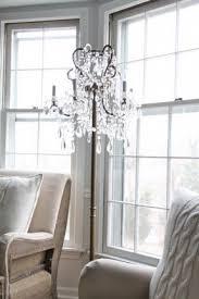 Ore International 6866g Floor Lamp Polished Brass by Chandelier Floor Lamps Foter