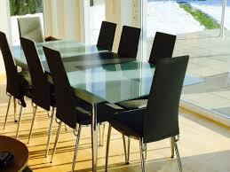 xxxl design glastisch esszimmer inkl stühle