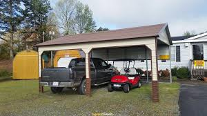 Carports 2 Car Carport Prices Cheap Carport Canopy Small Carport