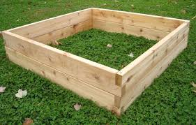 Greenland Gardener Raised Bed Garden Kit by Wooden Raised Beds Garden Kits U2013 Swebdesign