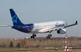des passagers d air transat coincés dans des conditions difficiles