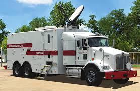 100 Halliburton Trucks Wireline And Perforating Services The LOGIQ Platform