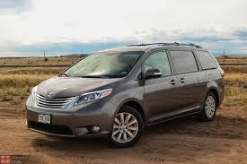 2015 Toyota Sienna AWD Drive – Three Mans And A Van