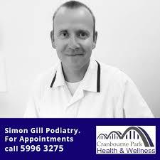 100 Simon Gill Welcoming Podiatry MAACG Medical