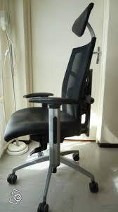chaise bureau occasion fauteuil de bureau ergonomique design occasion