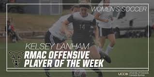 Lampe Mo Weather Radar by Kelsey Lanham Named Rmac Offensive Player Of The Week