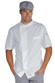 vetement de cuisine pas cher veste chef cuisinier blanche tissu ultra léger vestes de cuisine