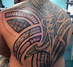 80 Tribal Shoulder Tattoos For Men