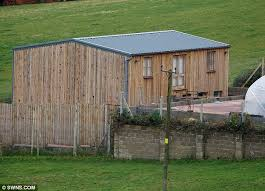 A Tool Shed Morgan Hill by Garden Centre Boss Hides Illegal Home For His Son Inside Toolshed