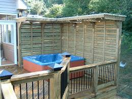 Looking For #HotTub Privacy From Neighbors On Your #deck? | For ... Hot Tub On Deck Ideas Best Uerground And L Shaped Support Backyard Design Privacy Deck Pergola Now I Just Need Someone To Bulid It For Me 63 Secrets Of Pro Installers Designers How Install A Howtos Diy Excellent With On Bedroom Decks With Tubs The Outstanding Home Homesfeed Hot Tub Pool Patios Pinterest 25 Small Pool Ideas Pools Bathroom Back Yard Wooden Curved Bench