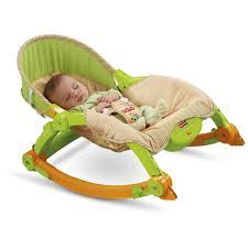 99 Get Prices Nursery Rocking Chair FisherPrice NewbornToToddler Portable Rocker Green Orange