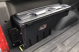 100 Truck Bed Tool Storage SwingCase Box Install