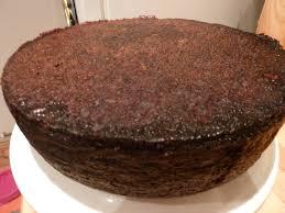 freezing jamaican black cake