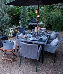 8ft Christmas Tree Homebase by Entertain Day Or Night With This Gorgeous Palermo Garden Set