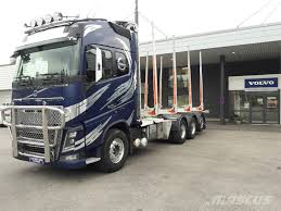 Used Volvo FH16 Logging Trucks Year: 2014 Price: US$ 98,642 For Sale ...
