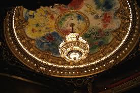 plafond de l opéra garnier de marc chagall photos galeries