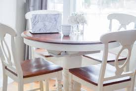 Raymour And Flanigan Dining Room Chairs decor dining room makeover oh so glam