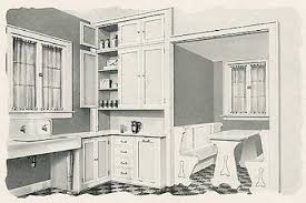 Historical Kitchens 1912 Bungalow
