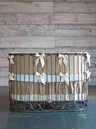 Bratt Decor Crib Skirt by J U0027adore Cradle To Crib By Bratt Decor At Gilt