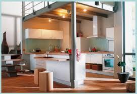 cuisine ouverte surface cuisine ouverte sur salon surface cuisine en image