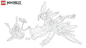 Lego Ninjago Dragon Colouring Pages Coloring 6 Excellent How To Train Your Jay Color Cool Design