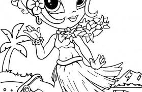 Lisa Frank Coloring Pages For Girls