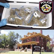 Police department seizes 20 pounds of from local funeral