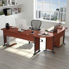Corner Desk Ikea Ebay by Ikea Brusali Corner Desk With Storage Computer Workstation Table