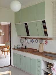 Looks Sooooo Like My Childhood Kitchen Although It Was Yellow But Still LOVE