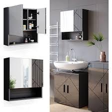 vicco spiegelschrank badschrank badezimmerspiegel irma spiegel hängeschrank bad