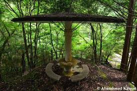 Kansai Airport Sinking 2015 by Theme Park In The Woods Abandoned Kansai