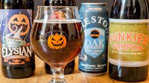 Elysian Pumpkin Ale Recipe by The 6 Beers You Should Be Drinking This Fall La Times